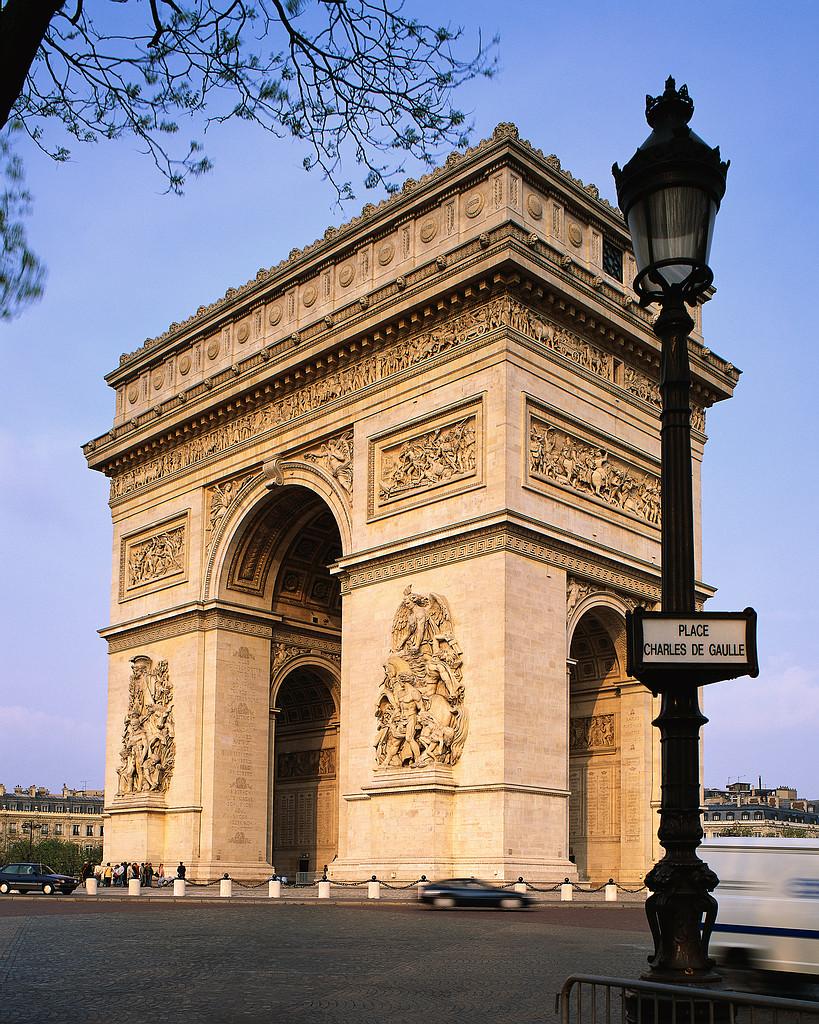 20141104 Arc de Triomphe de lEtoile