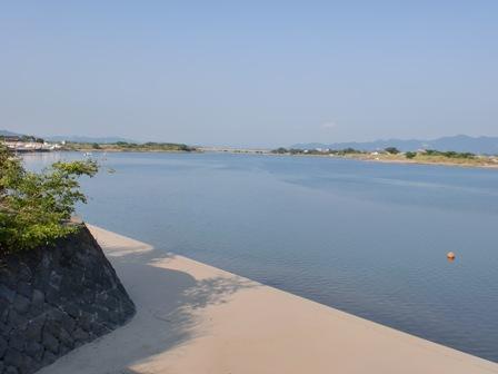 滑石河川緑地