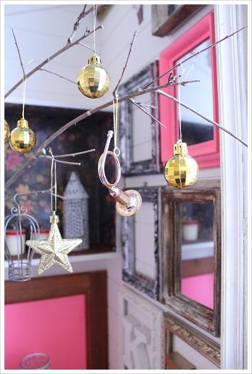 2014年玄関クリスマス3