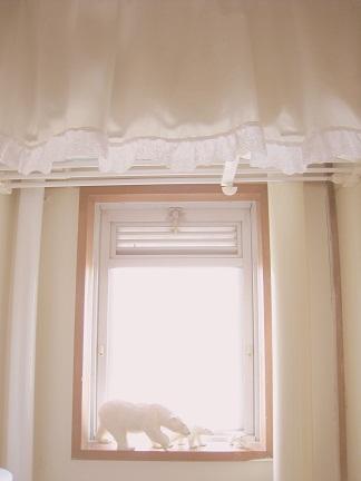 目隠しカーテン ハンドメイド