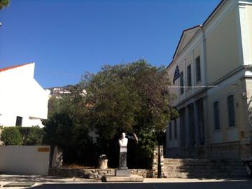 サモス考古学博物館