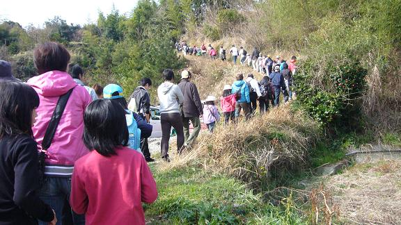 20110306山登り (1)