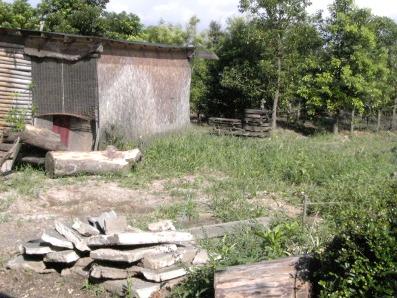 旧作業小屋