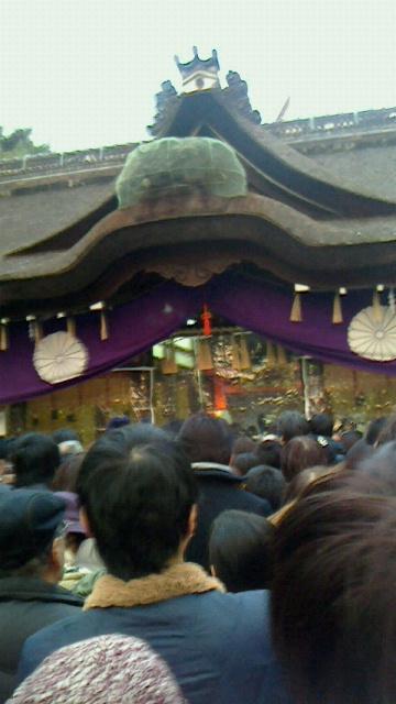 2014初詣 お参り