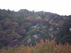 山寺風雅の国からの眺め