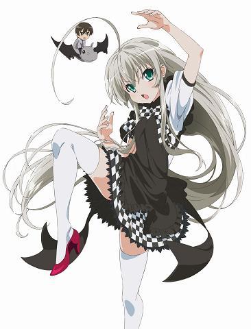 アニメ版ニャル子さん