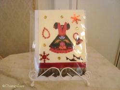洋服のカード④