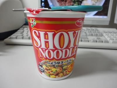SHOYU NOODLE