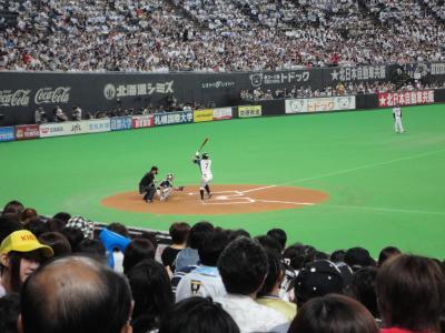 糸井選手@札幌ドーム