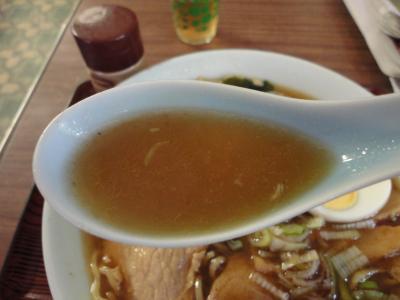 ラーメン スープ@う月食堂さん