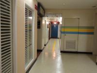 この廊下の奥にZORAさんあり。