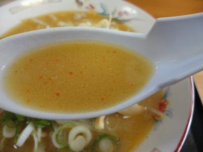 みそラーメン スープ@味虎さん
