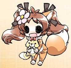 「バカとテストと召喚獣にっ!」第4問(第4話)次回予告―バカテスト第4問~狐っ娘葉月ちゃん