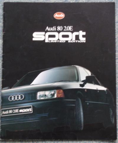 Audi 80 製作記1