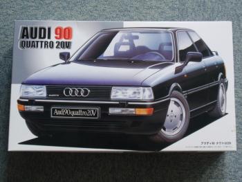 Audi 80 製作記2