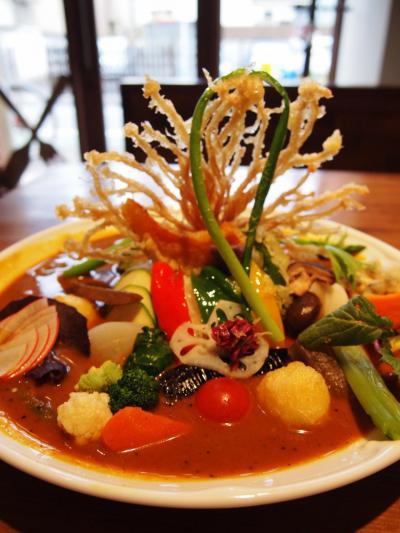 野菜カレー(三鷹カレーの日)