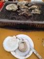 牡蛎小屋 ホタテと牡蛎