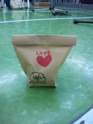うさぎ屋のコーヒー大福