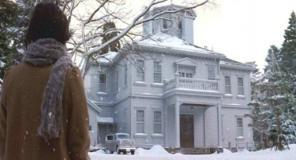 夫の遺品の中の写真で見た建物