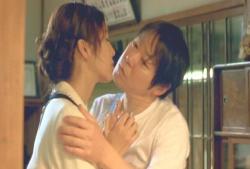 徹子にキスを迫る山ちゃん