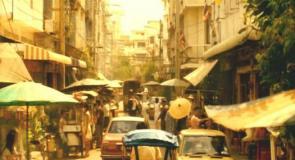 タイの町なみ