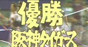 21年ぶりに阪神タイガースが優勝して