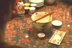 ネオコンが遺していった茶漬け代金、一万円