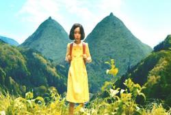 おっぱい村の山で、りんごと呼ばれた女の子