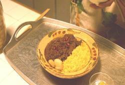 倫子が初めて客に出す、第一号料理