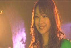 ユキナににっこり微笑むナオ