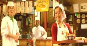 龍太郎の店を手伝っている清良