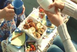母・和子の手作りお弁当
