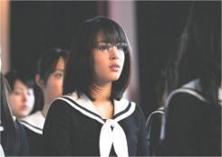 武島蔦子・役の広瀬アリス