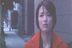 横浜の街をさまよう名子