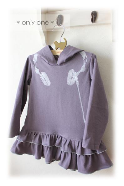 オリジナルフリルTシャツ2