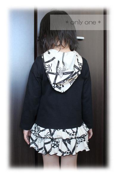 フリルT黒ドロシー7