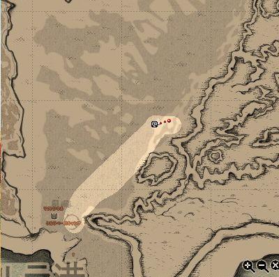 気球イベント地図