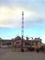 チンギス広場ツリー2014-1