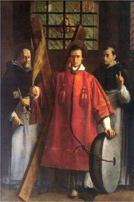 Padroeiros Vicente Zaragoza - Francisco Ribalta
