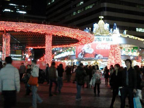 JR有楽町駅前 クリスマスVer.