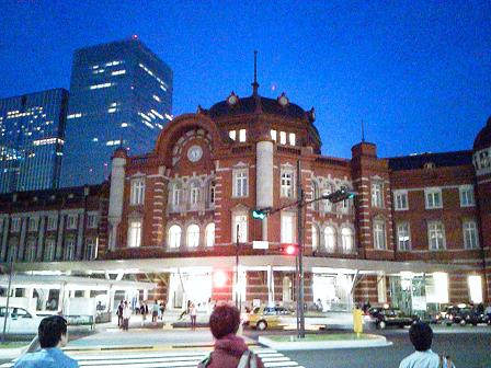 東京駅(丸の内南口)