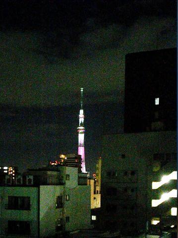 東京スカイツリー20121001