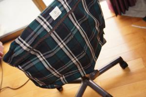 椅子カバー2