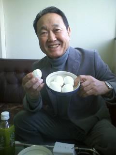 坂東英二 ゆで卵