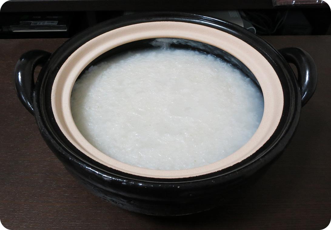 ヘルシー蒸し鍋。
