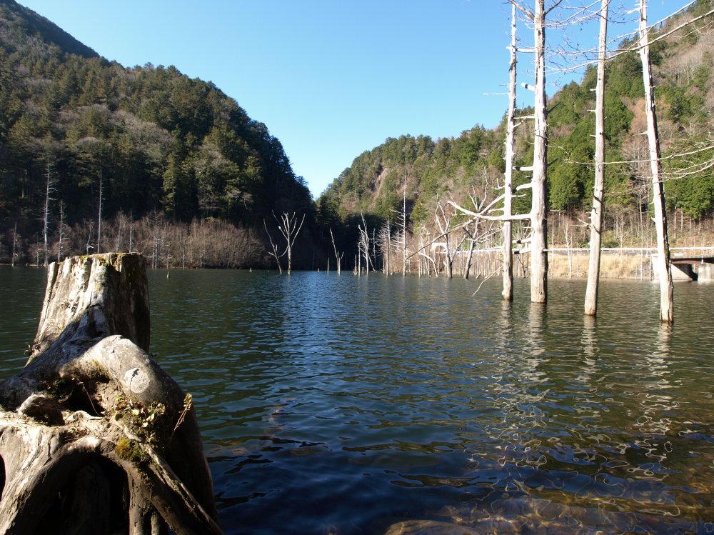 御岳自然湖