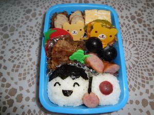 頑張れ日本弁当
