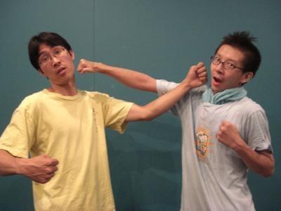 トランチ辰夫&トラ次郎