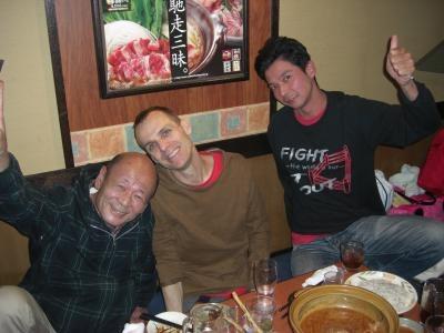 田口さんマイケルさんミツルギさん