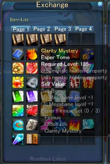 Clarity mystery2